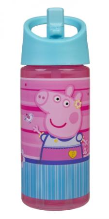 Lahev na pití 400ml Peppa Pig