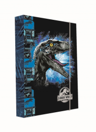 Box na sešity A4 JURASSIC WORLD 2
