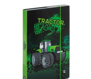 Box na sešity A4 traktor