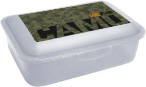 Box na svačinu Army