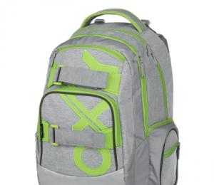 Školní batoh OXY Style Mini green