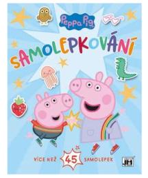 Samolepkování PEPPA PIG