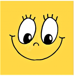 Ubrousky  SMILING FACE 33x33cm 20ks