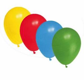 Nafukovací balónky MIX BAREV 20ks