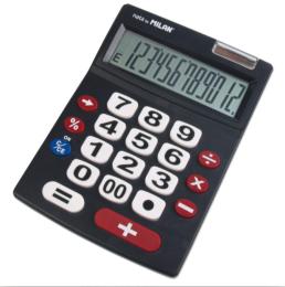 Kalkulačka MILAN 151712  MAXI