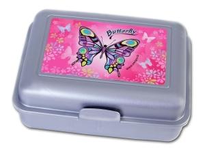 Box na svačinu Butterfly