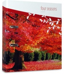 Pořadač A4/ 7,5cm FOUR SEASONS Podzim