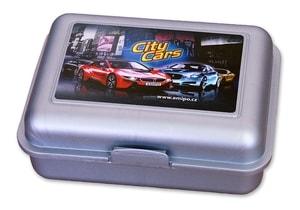Box na svačinu City Cars