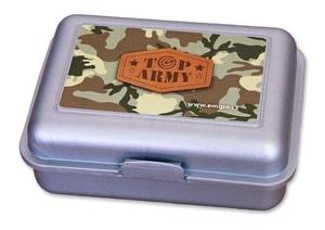 Box na svačinu Top Army