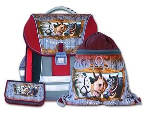 Školní batohový set 3-dílný Randezvous