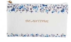 Pouzdro na tužky Blue Flowers STIL