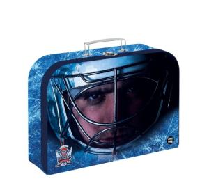Kufřík lamino 34 cm Hokej