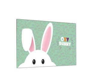 Podložka na stůl 60x40cm Oxy Bunny