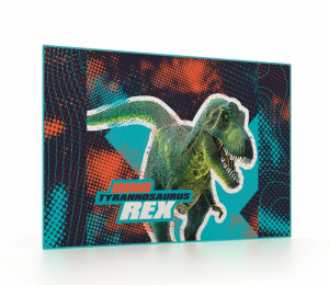 Podložka na stůl 60x40cm Premium Dinosaurus