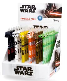 Gumovací pero Colorino - 0,5 mm - Star Wars - 97309