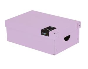 Krabice lamino malá PASTELINI fialová