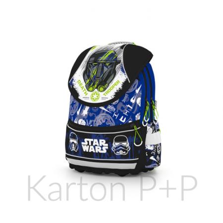 Školní batoh PLUS Star Wars - FLEGRO 5ca68cab6e