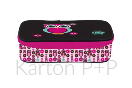 Etue Komfort OXY Pink OWL