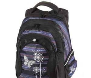 Školní batoh FUN Paradise fialový