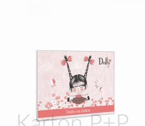 Desky na číslice Dolly
