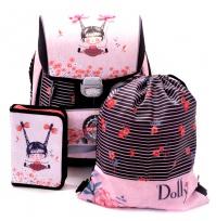 Školní set PREMIUM Dolly