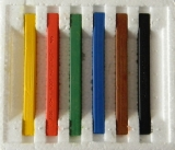 GIOCONDA olejové křídy 8111 Koh-i-noor 6 barev, fotografie 1/1