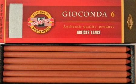 GIOCONDA 4373 sepie hnědočervená Koh-i-noor