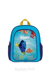 Předškolní batoh dětský Hledá se Dory