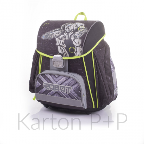 Školní batoh Premium ROBOT