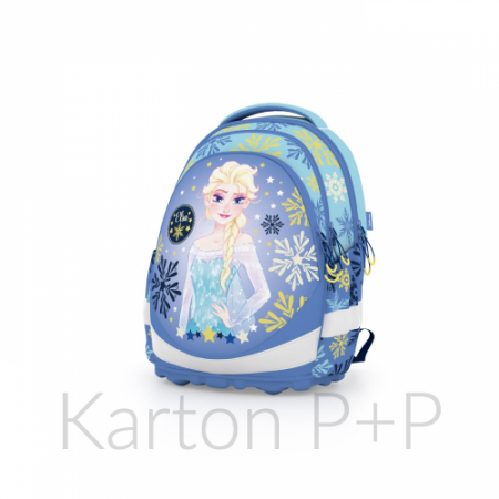 Školní batoh ERGO Junior Frozen II