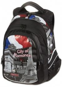 Studentský batoh walker City of Romance