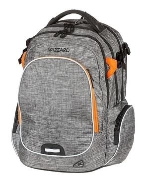 Studentský batoh Walker Wizzard grey