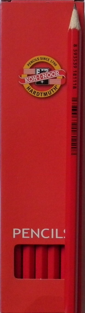 Tužka KIN 1703 č.1
