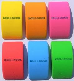 Pryž Koh-i-noor 6225 mix barev