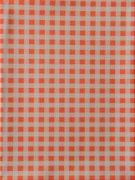 Ubrus 65x50cm motiv káro červené